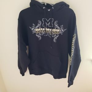 3 for $25 • Michigan Black Hoodie Size Large